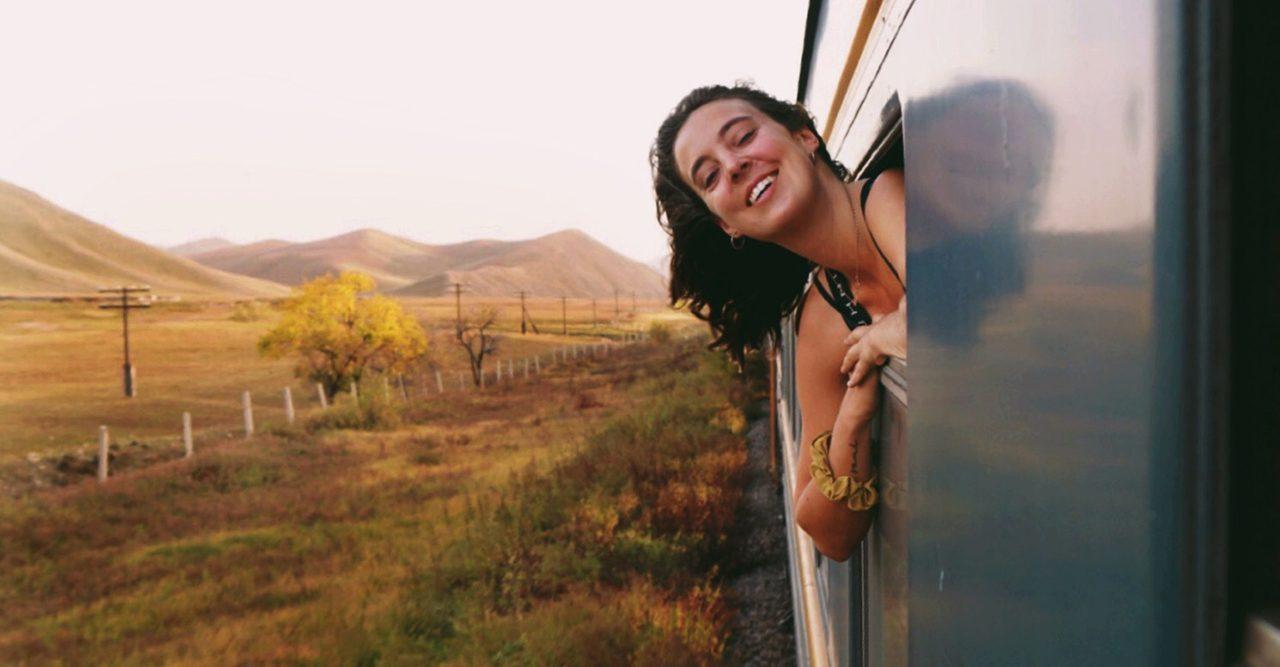 Sandra reste mellan Stockholm och Beijing i Kina med tåg
