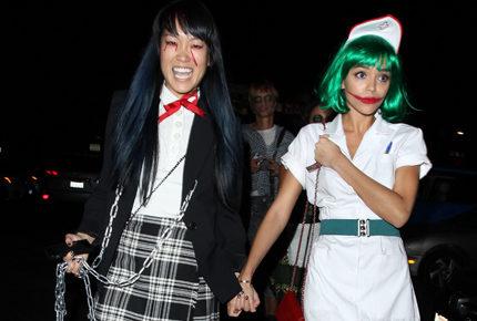 Kändisarnas bästa Halloween-kläder – nummer fem skrämde slag på oss 1b87c38a6b2b9