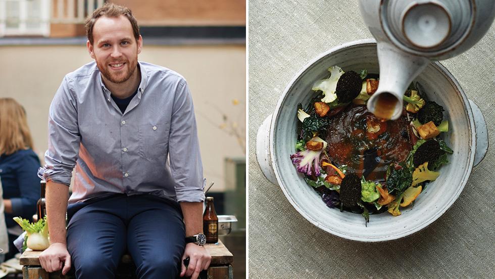 Björn Frantzén öppnar Sveriges dyraste restaurang.