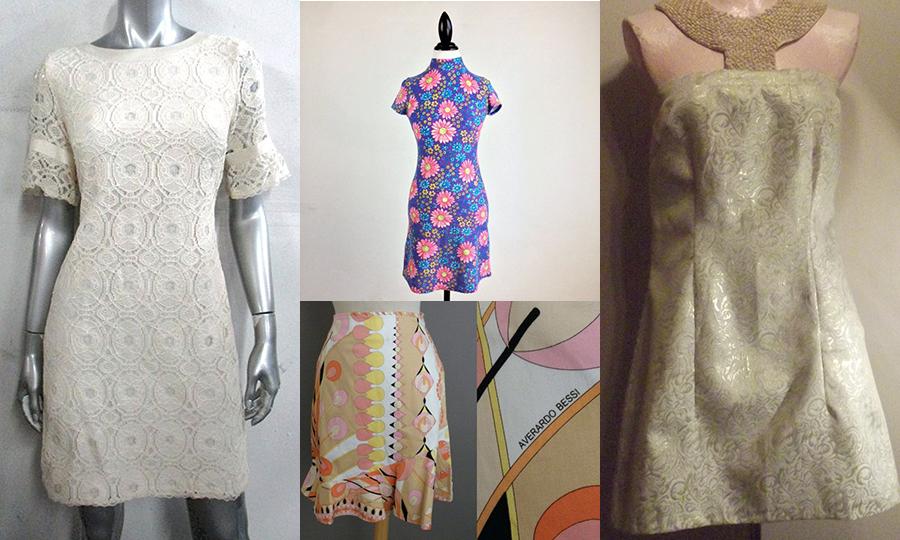 07e484a42126 Kläder man kan stöta på i butik som kanske ser ut som 60-talskläder först  kan visa sig vara från 90-talet. När ravetrenden kom på 90-talet tittade  många ...