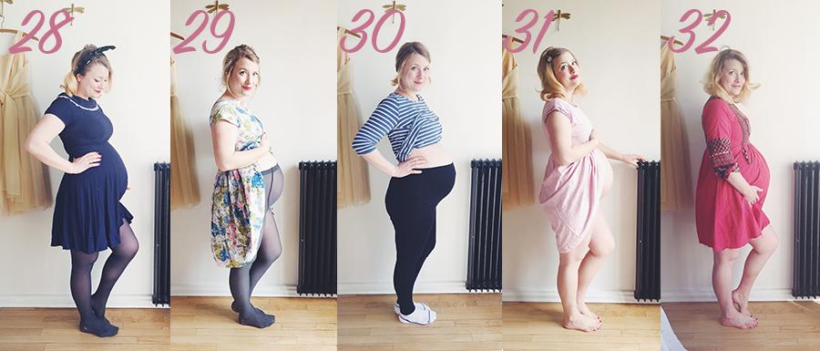 62016960bc84 Nu har ytterligare fem veckor av min graviditet gått och hjälp vad fort det  går nu! Jag trodde detta med att vara gravid skulle vara en långdragen  historia, ...
