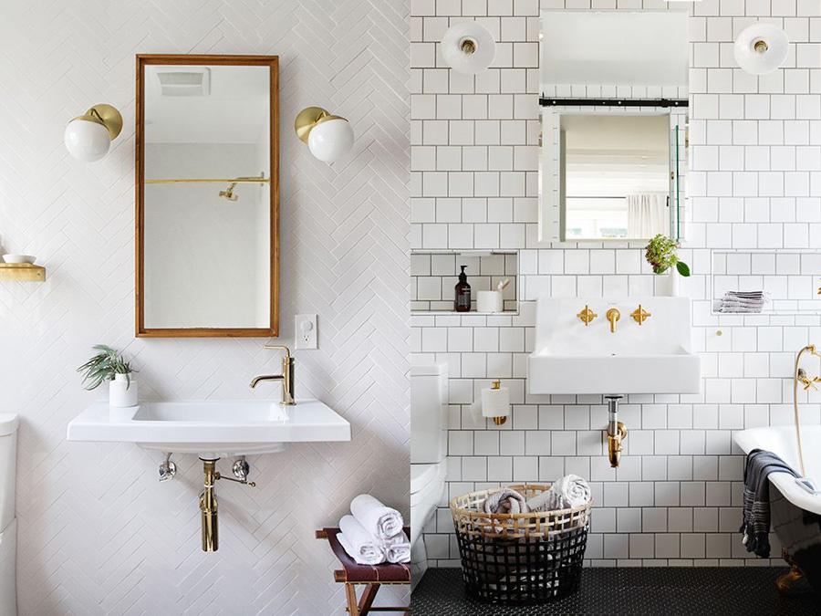 Veckans badrum, möbel, lampa, puff, läskigaste och tårkalas Elsa Billgrens blogg på ELLE se!
