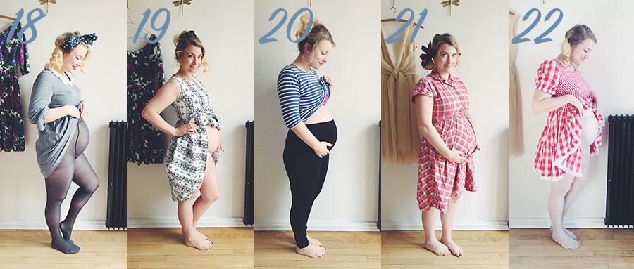 gravid v 15 stor mage