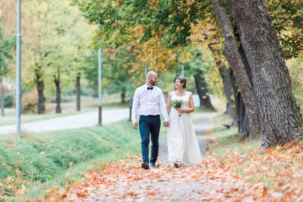 Vad bröllopsklänningarna har gjort i sommar