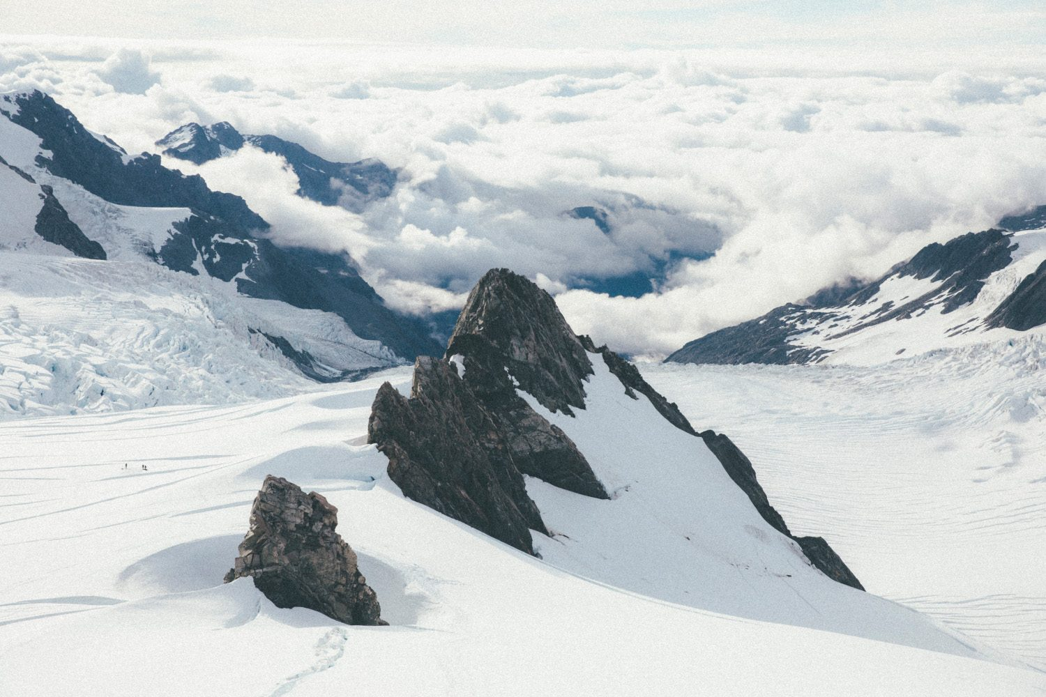SEVEN SUMMITS COURSE IN NEW ZEALAND