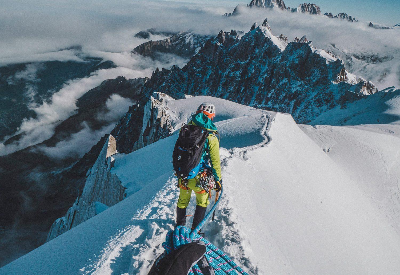 En dag i Chamonix
