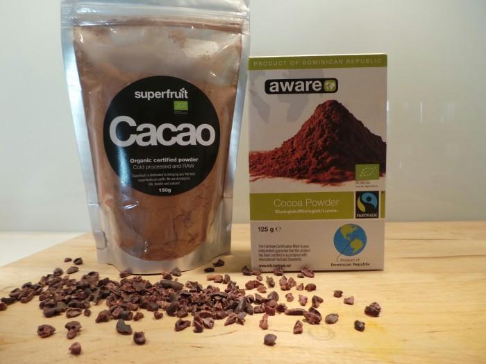 raw kakao näringsvärde