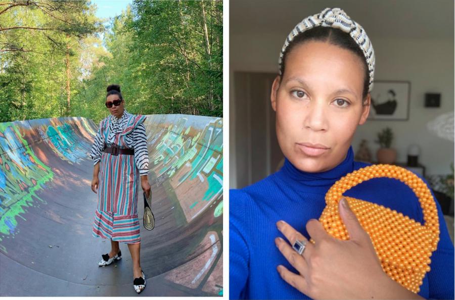 Person du måste följa: Monika Kichau