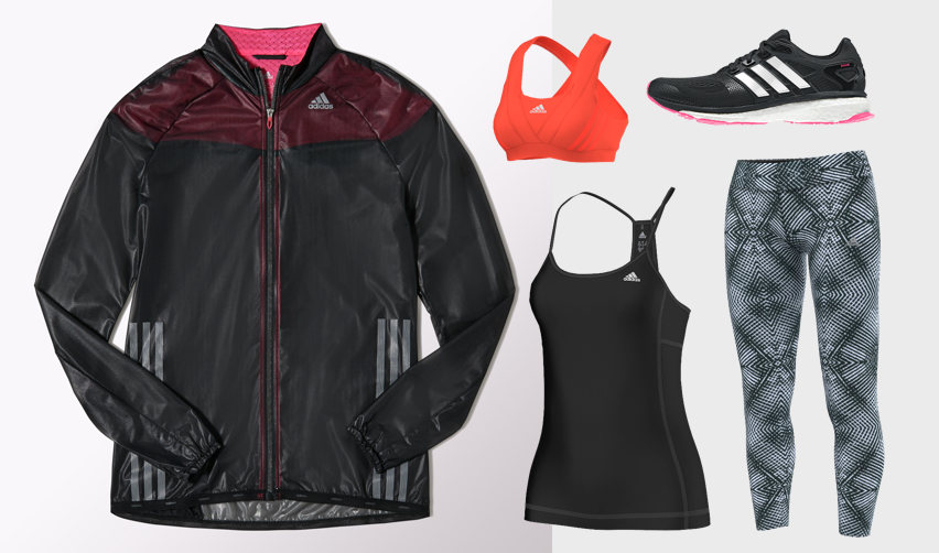 Vinn ett löparkit från adidas!