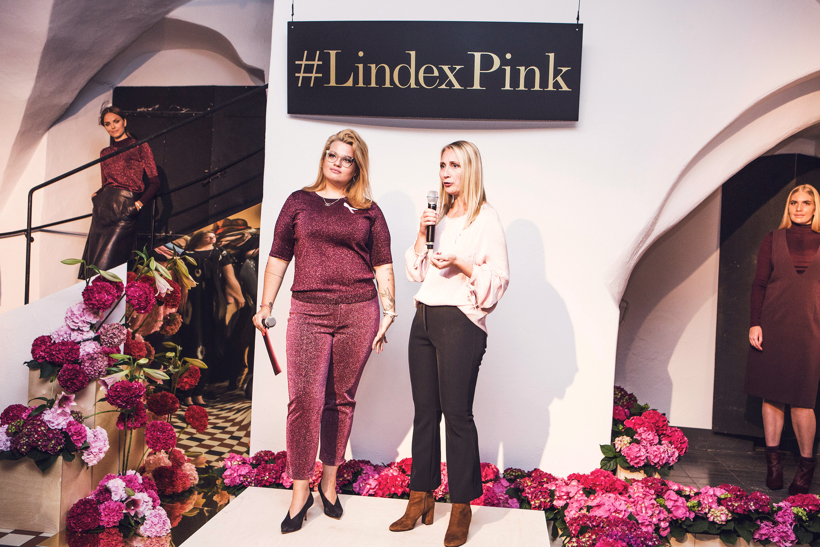18d006d82fe9 Lindex Pink Collection | Kakan Hermansson