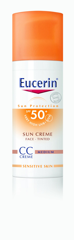 eucerin solkräm ansikte