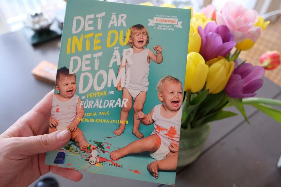 Tävla och vinn boken Det är inte du det är dom av Hormoner och Hemorrojder