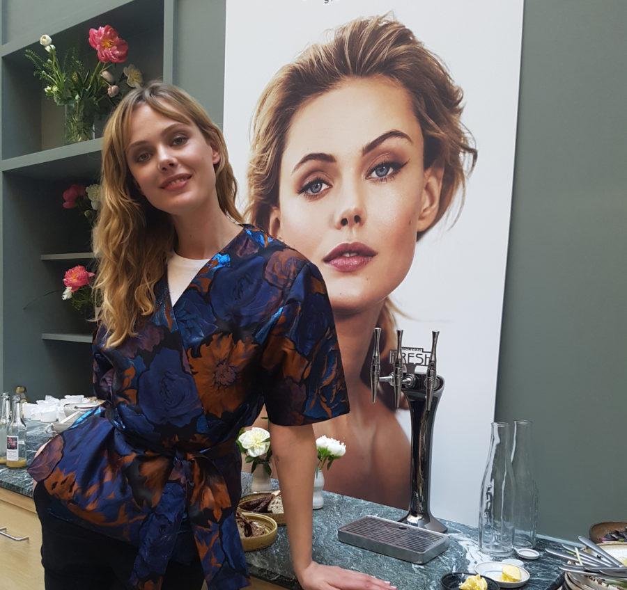 Ett av mina absolut bästa skönhetsmärken lanserade häromdagen sin nya make up kollektion - Estelle & Thild heja er!