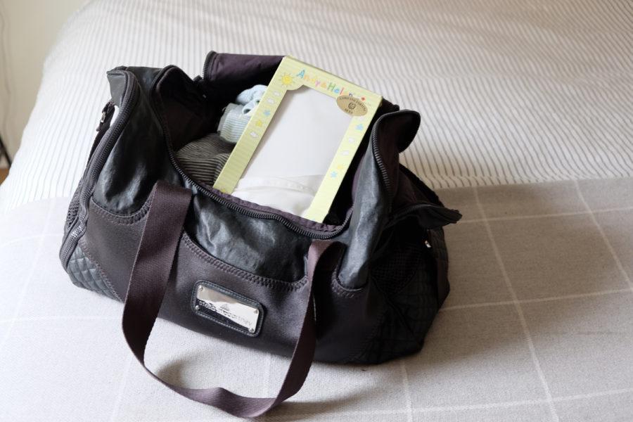 Gravid vecka 39 – att packa BB väskan | Nina Campioni