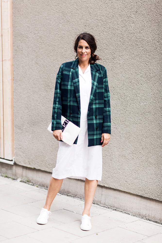 En liten outfit of the day - en blandning av vintage och nytt!