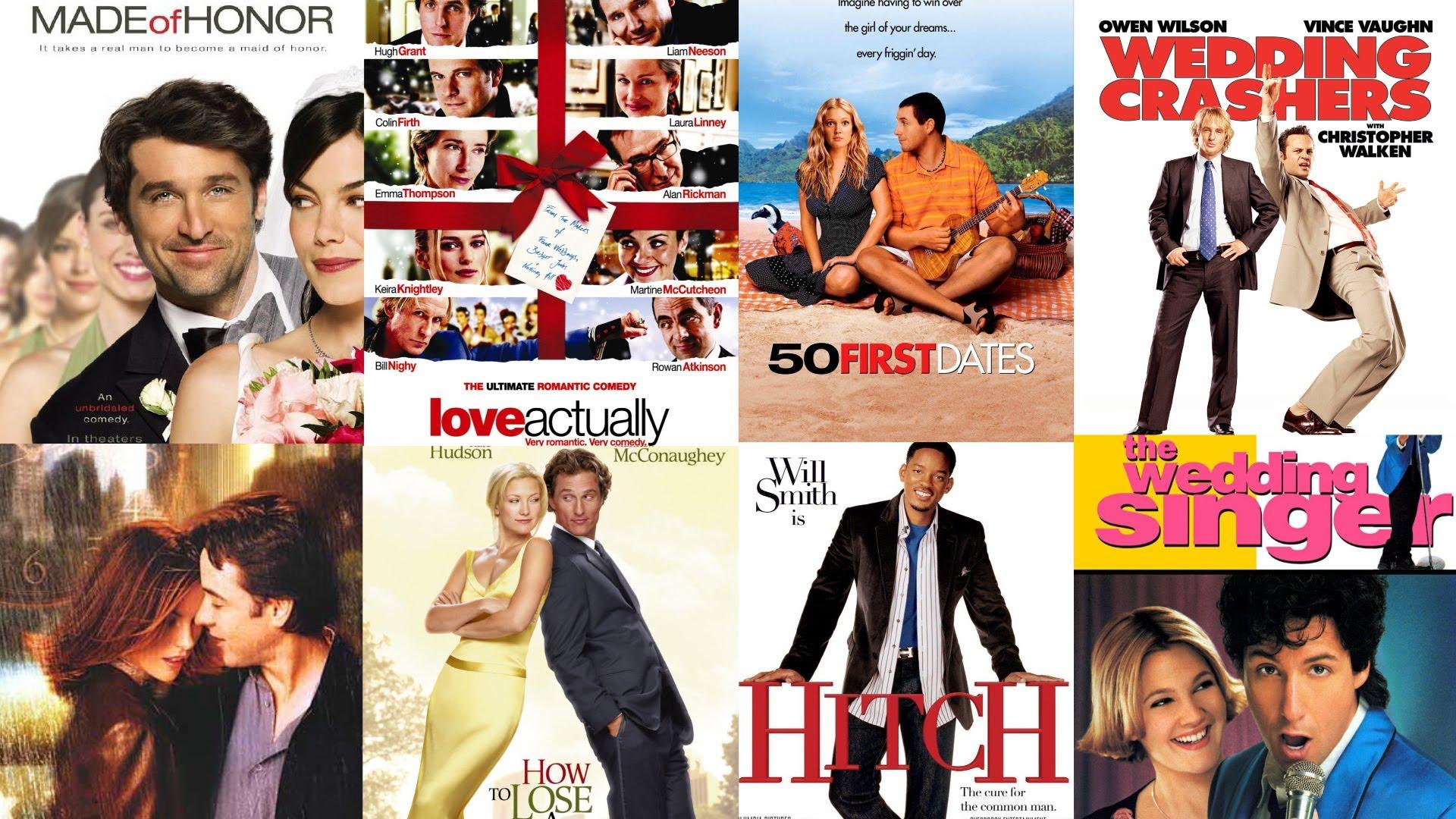 Världens Bästa Filmer: Romantic Comedies | Nina Campionis ...