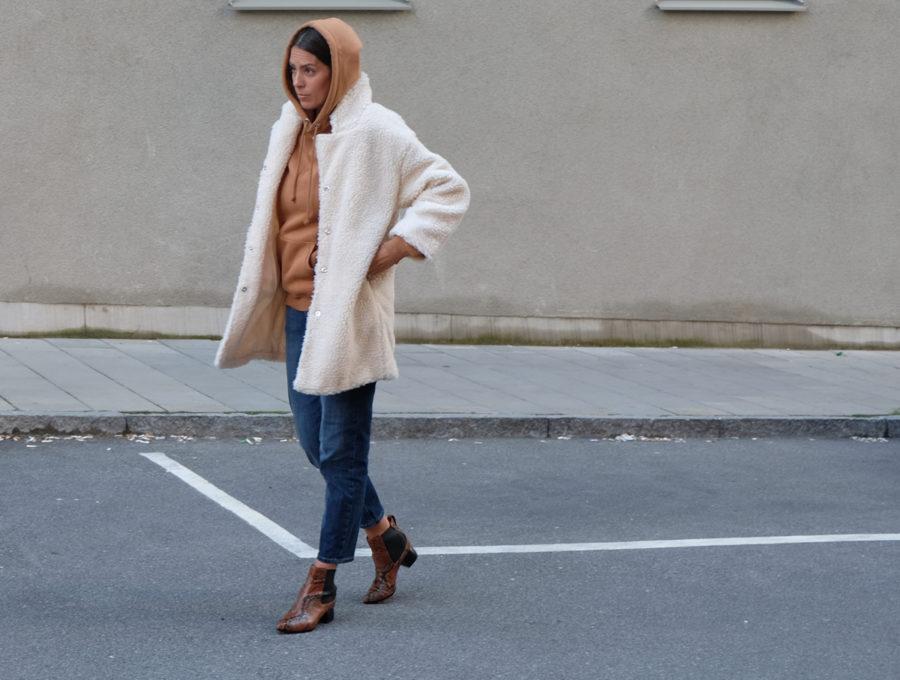 En liten outfit of the day från Stockholms gator