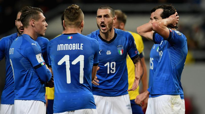 Italien ar ett land i chock och sorg