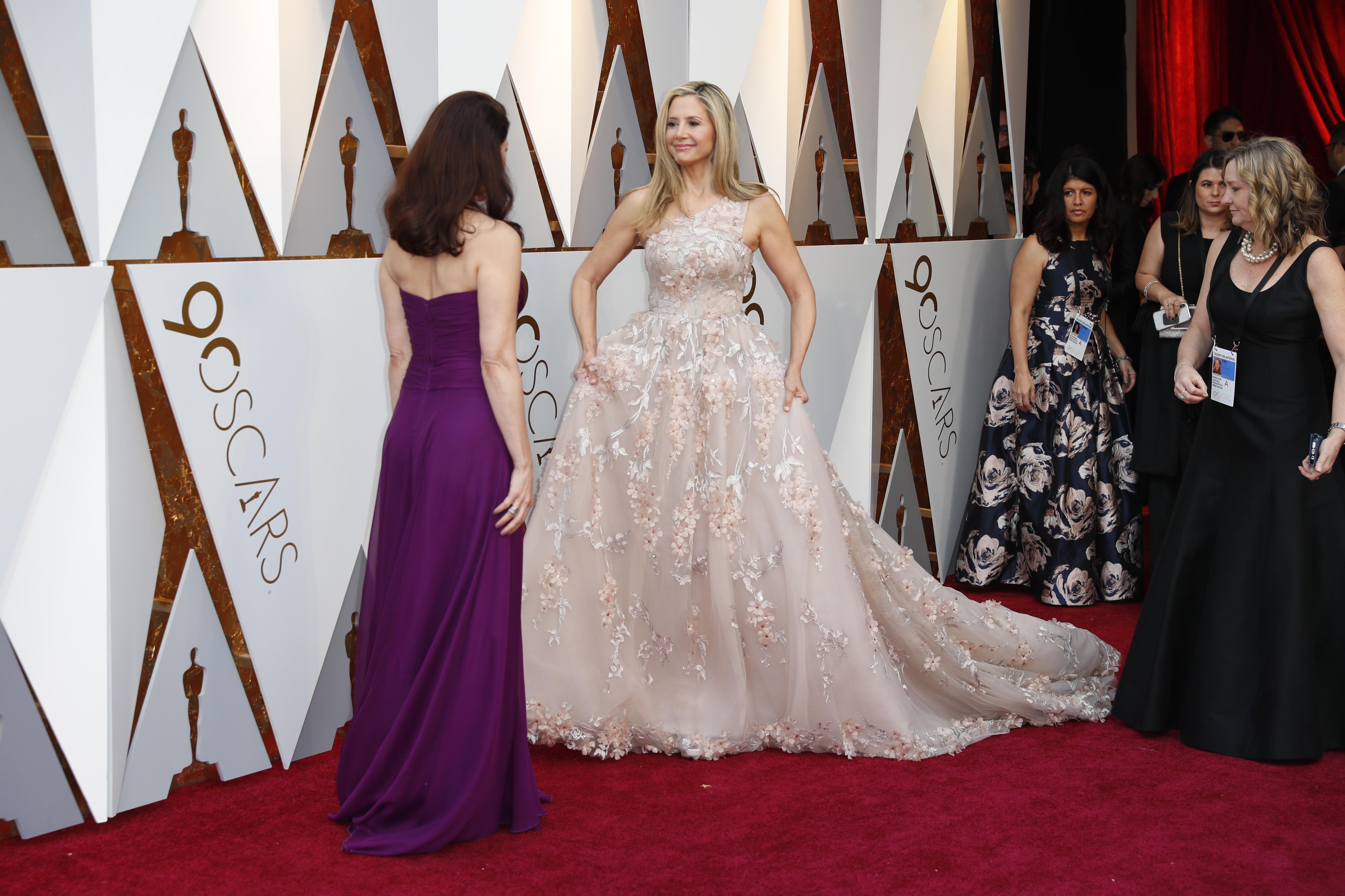 dc2d07814f79 Oscars best red carpet moments | Nina Campioni
