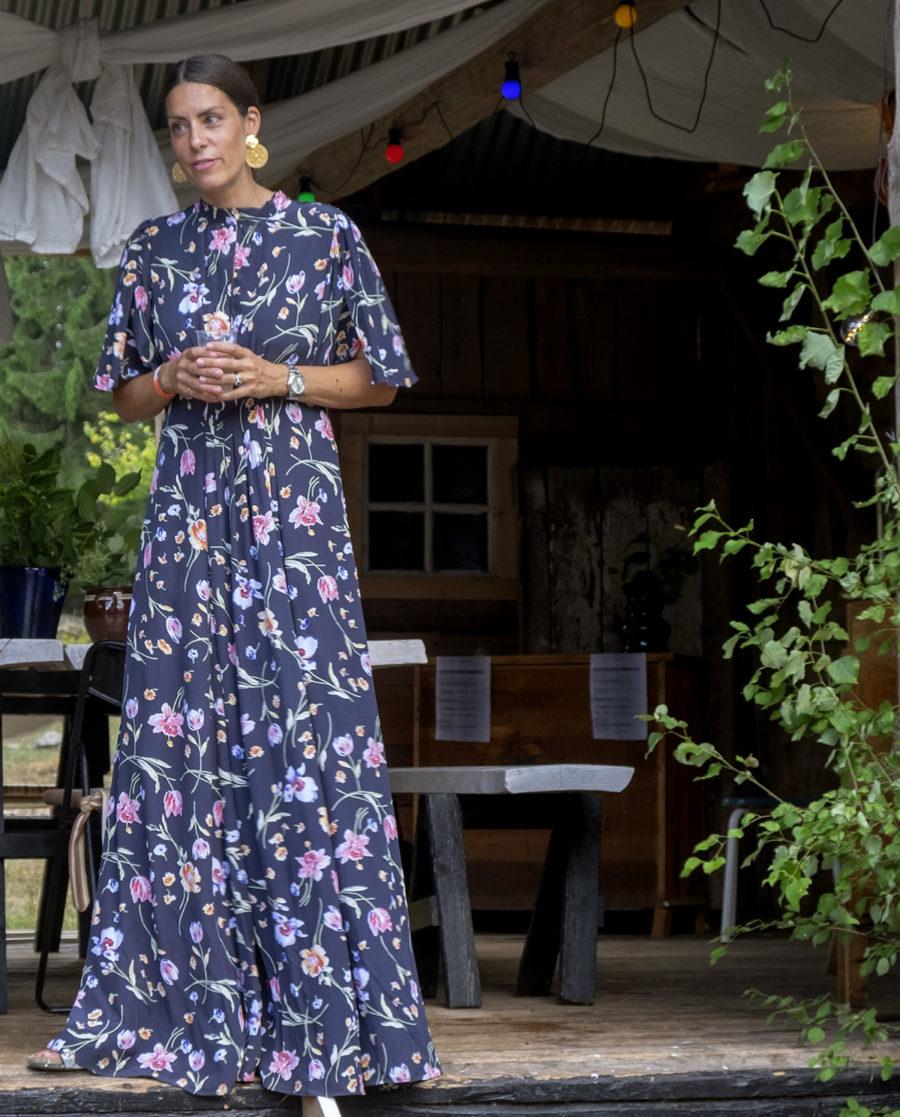 OOTD – Drömmarnas klänning | Nina Campioni