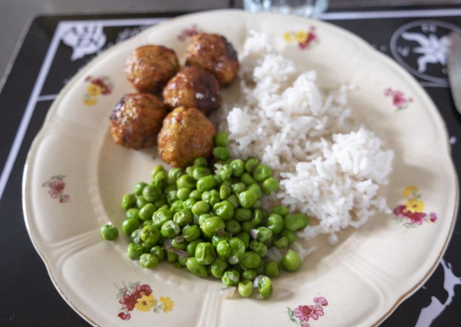 är ris veganskt