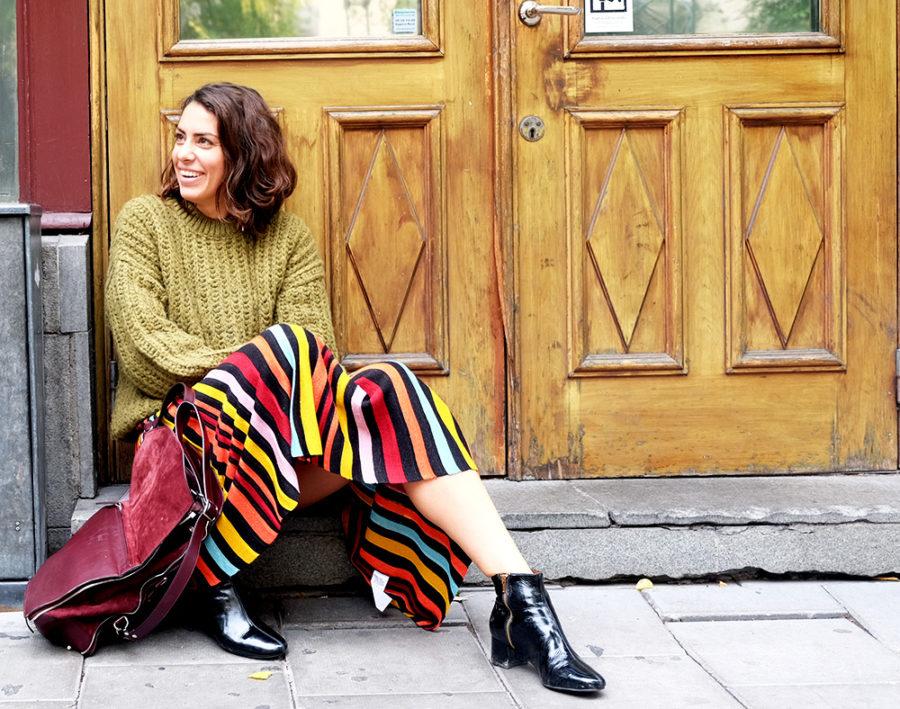 OOTD – that blogger skirt | Nina Campioni