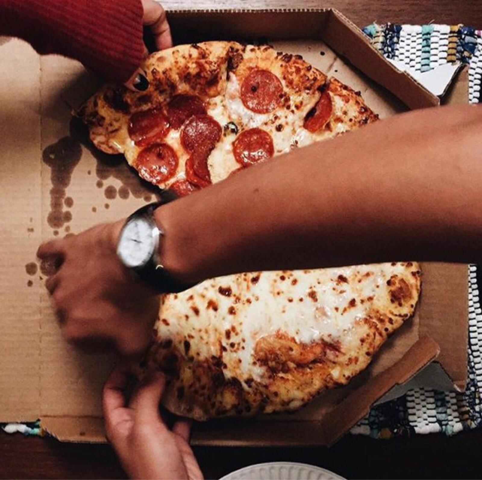 Pizza -kö