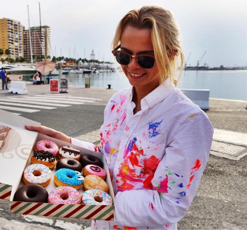 Matkoma – Donuts!