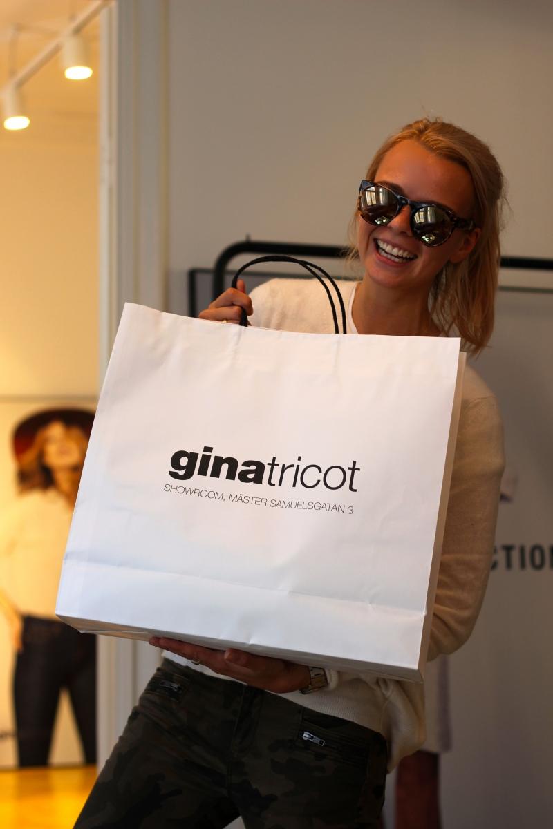Grab and Run – Gina Tricot!