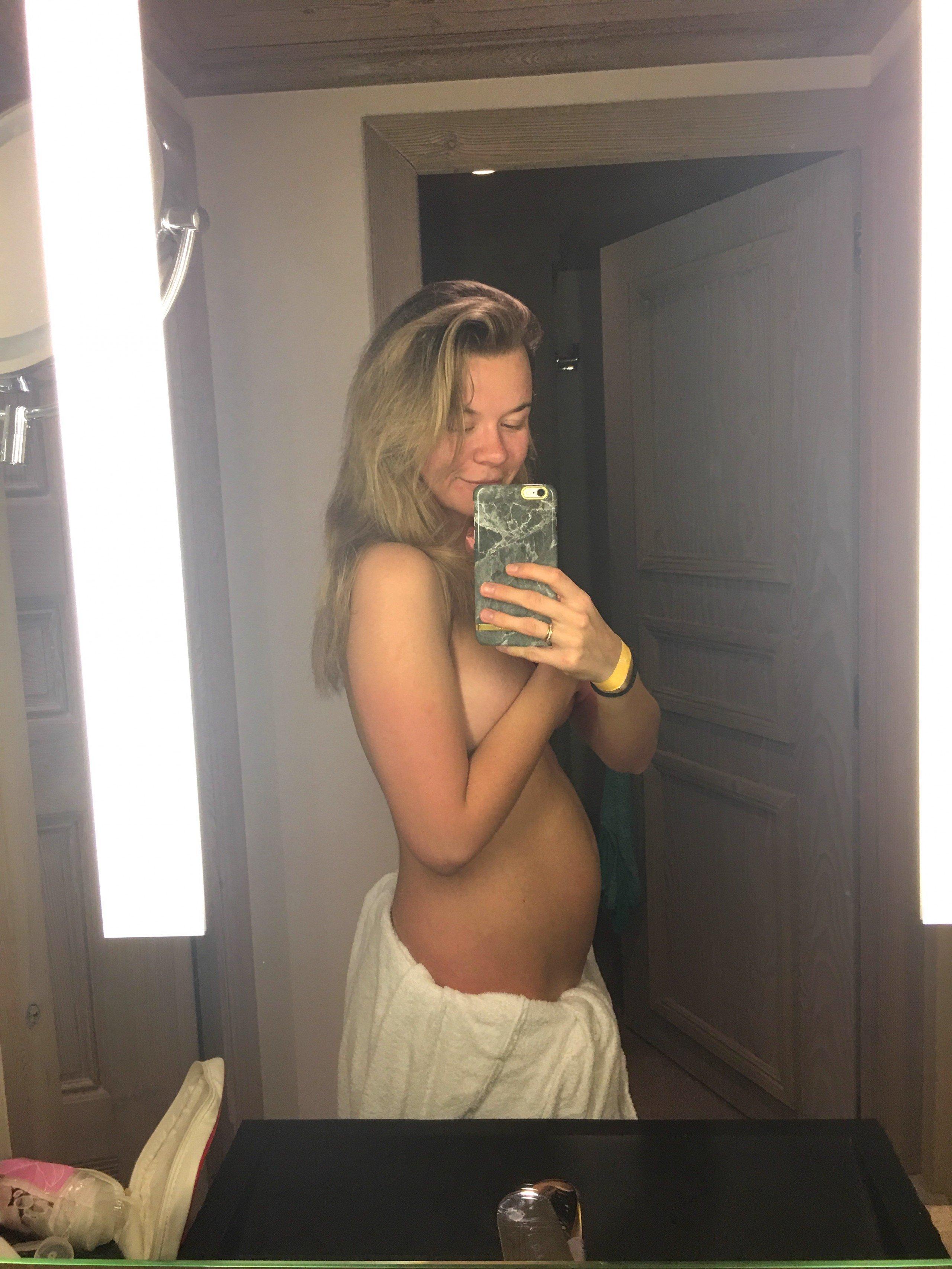 Gravid-status vecka 21