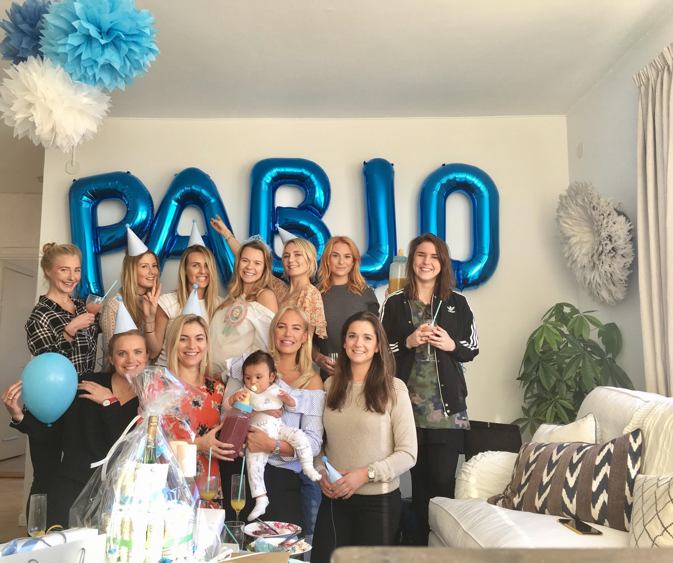 Babyshower – Tips på lekar, vagina cake och presenter!