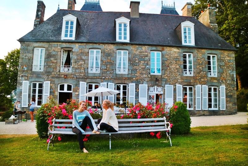 Framme i Bretagne #Yogiakademin
