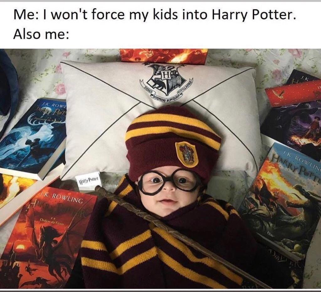 Filmtips för familjen och Harry Potter