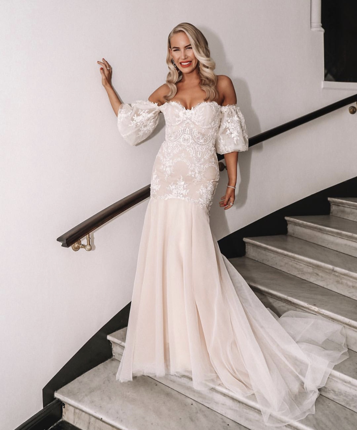 Ett steg närmre drömklänningen – bröllop | Margaux Dietz