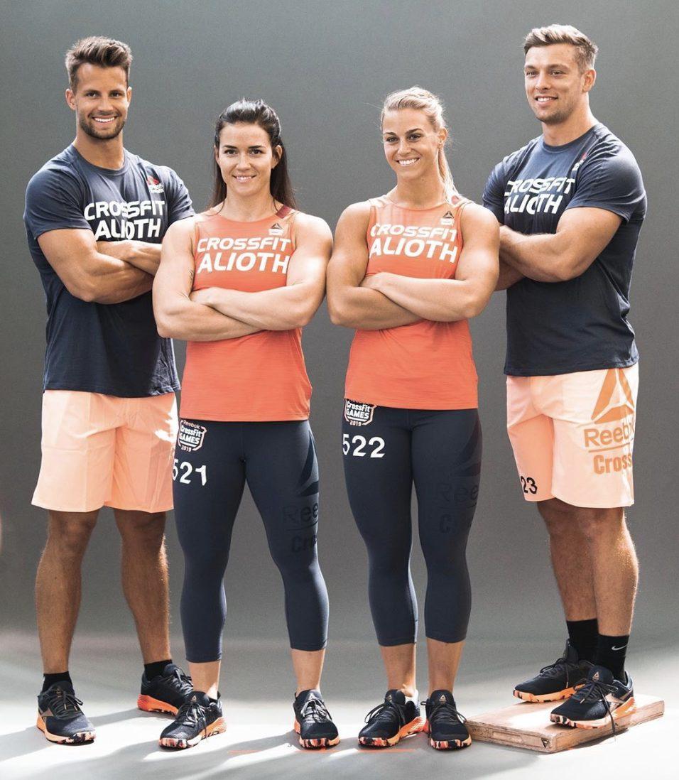 Team Crossfit Alioth!
