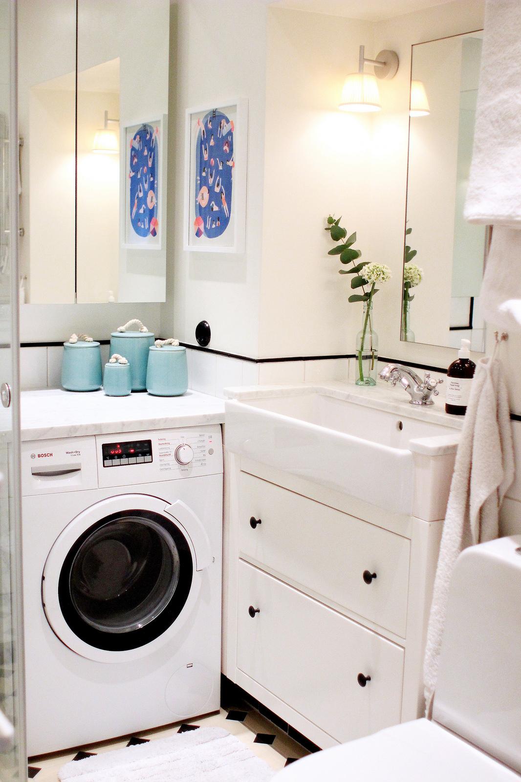 badrumsrenoveringen: efter. | Sandra Beijer