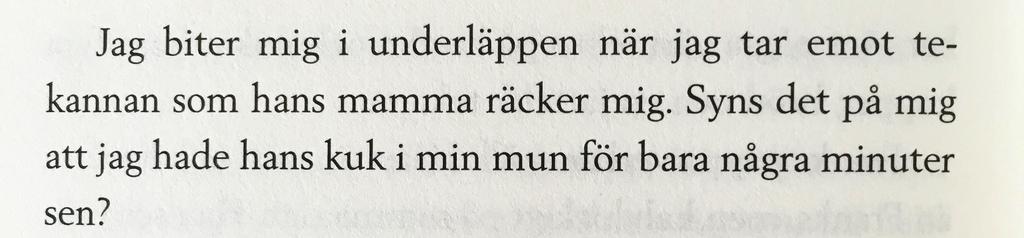 du, bara - by anna ahlund