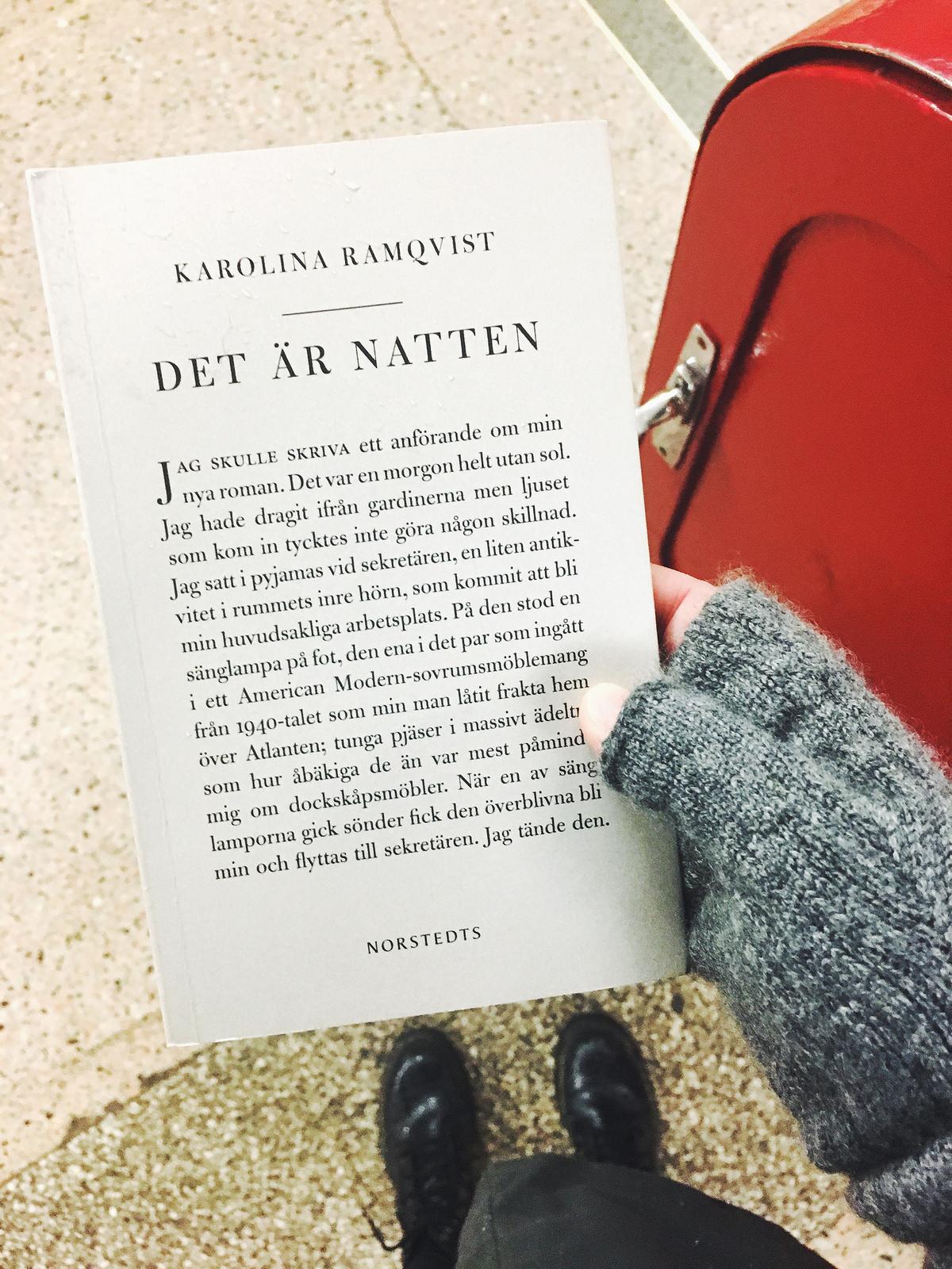 karolina ramqvist - det är natten