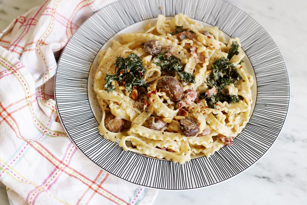 godaste italienska pastarätten