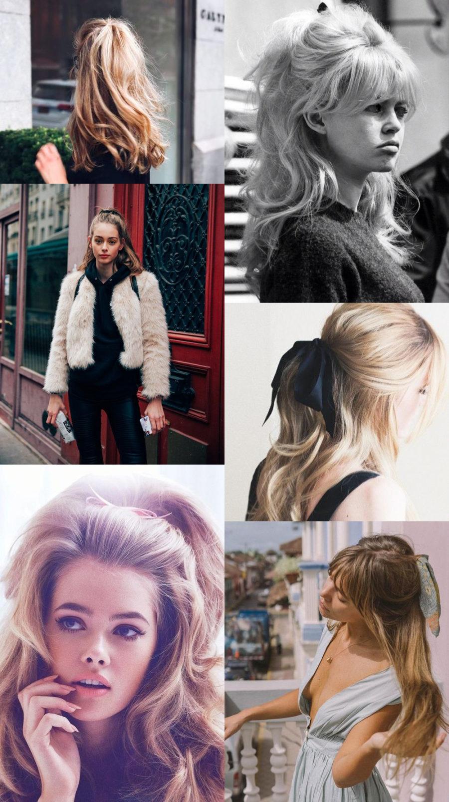 frisyrer med långt hår