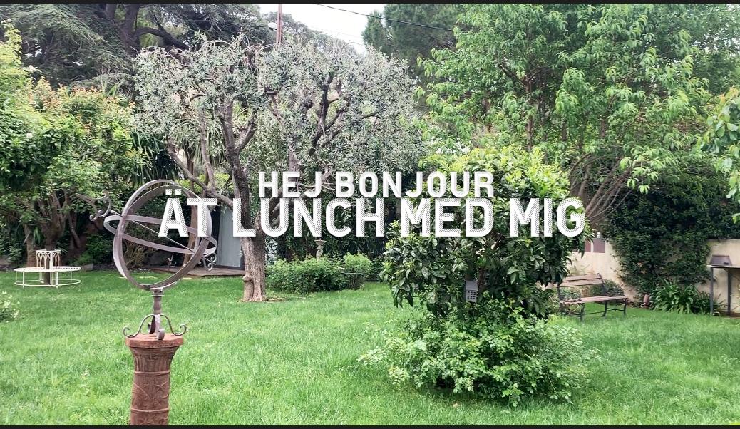 söndagsvideo: ät lunch med mig.