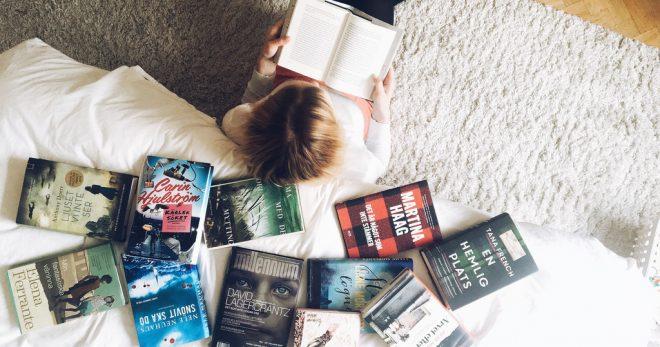 21 julklappstips: böcker.