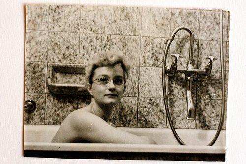 min farmor.