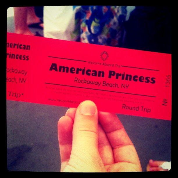 amerikanska prinsessor och spökhus.
