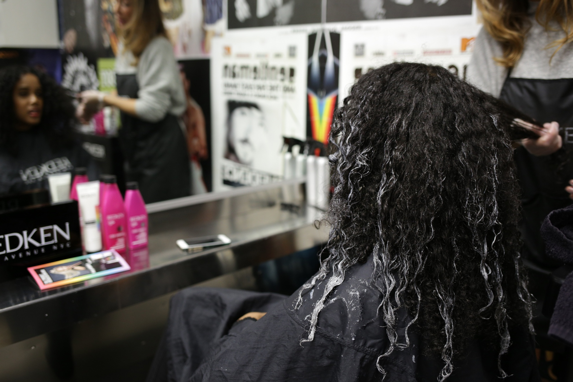 My Curly Haircut Experience Salem Indrias