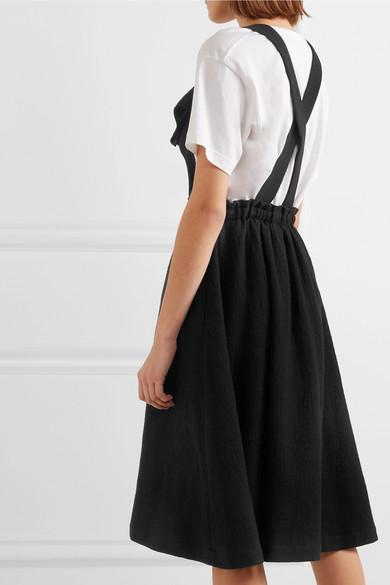 b0123e540e2 Sist men inte minst – en bubblare! Den här klänningen från Noir Kei  Ninomiya är lite olyckligt stylad på bilden med en så vid t-shirt men jag  tänker med ...
