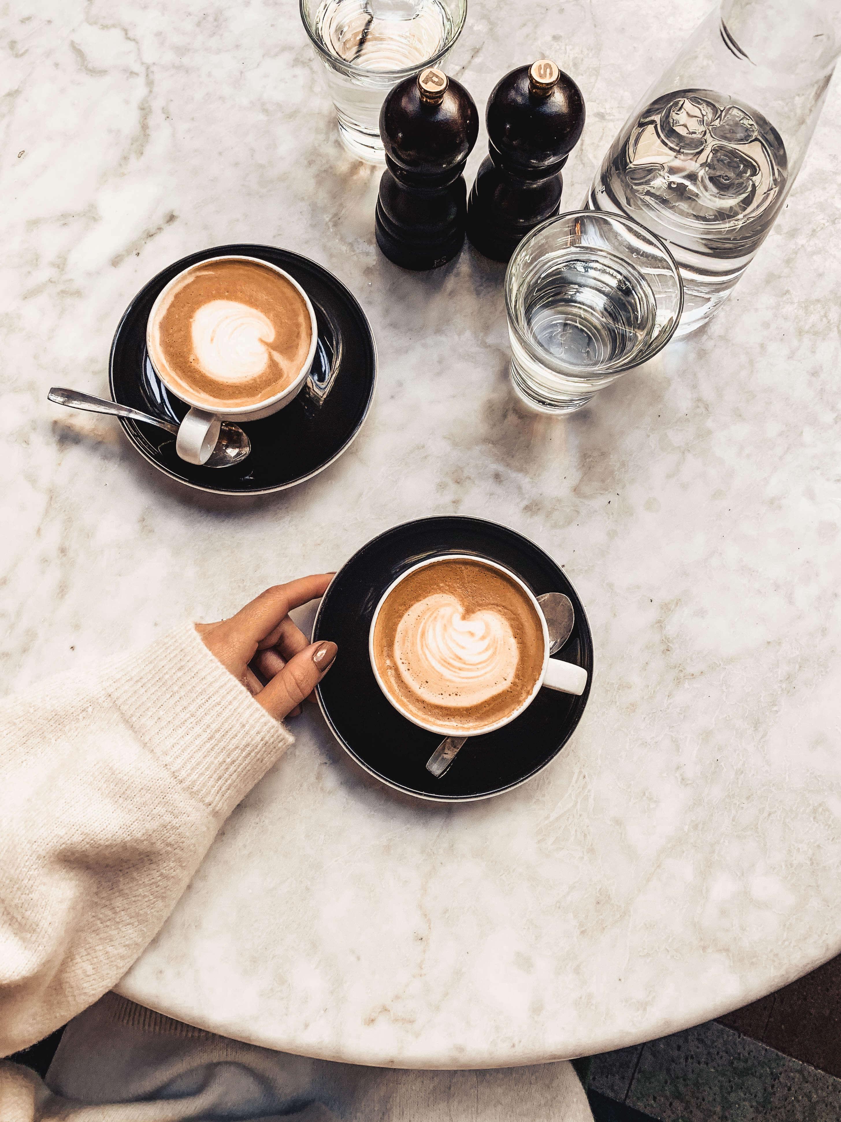 COFFEE ON MY MIND