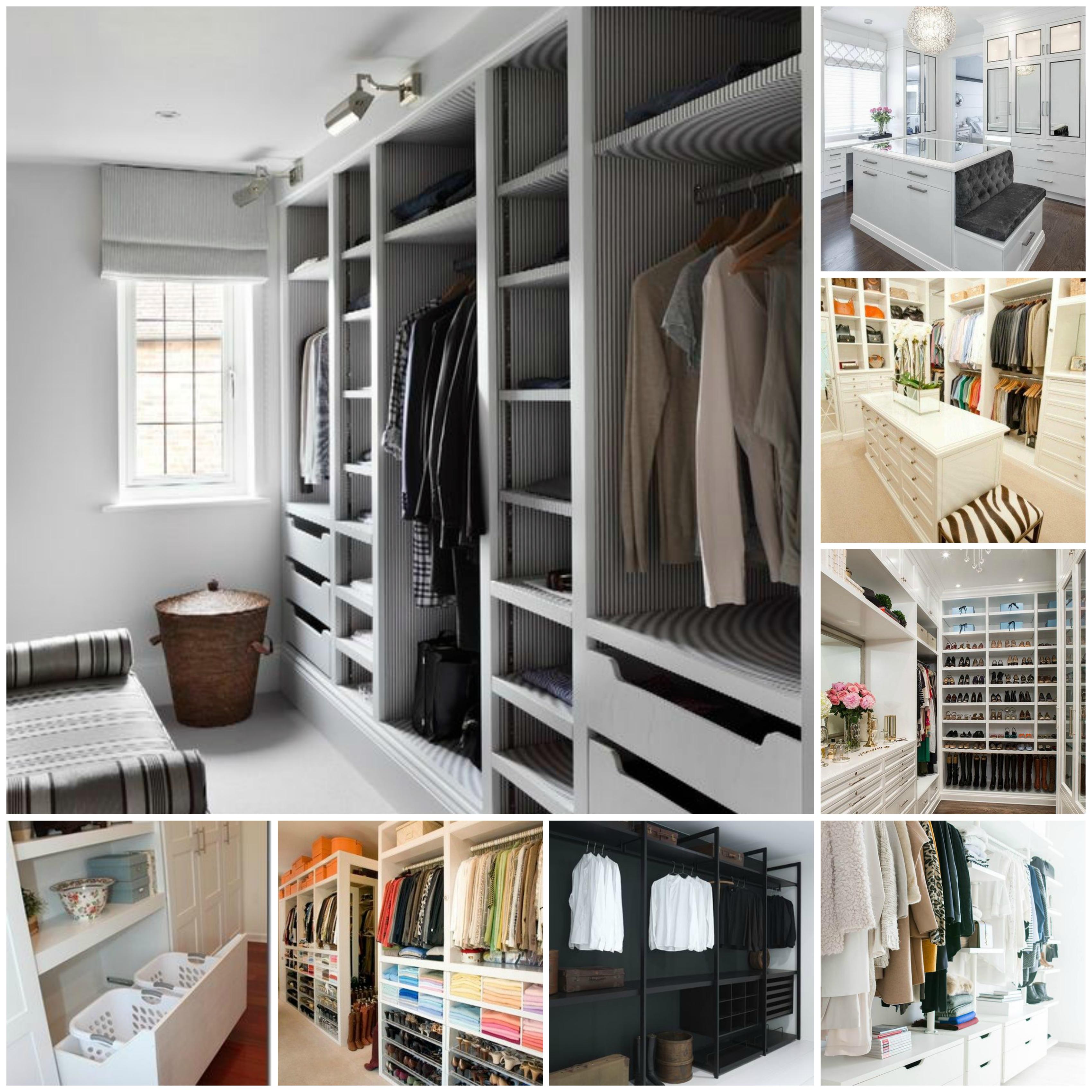 Walk in closet | Andrea Brodin