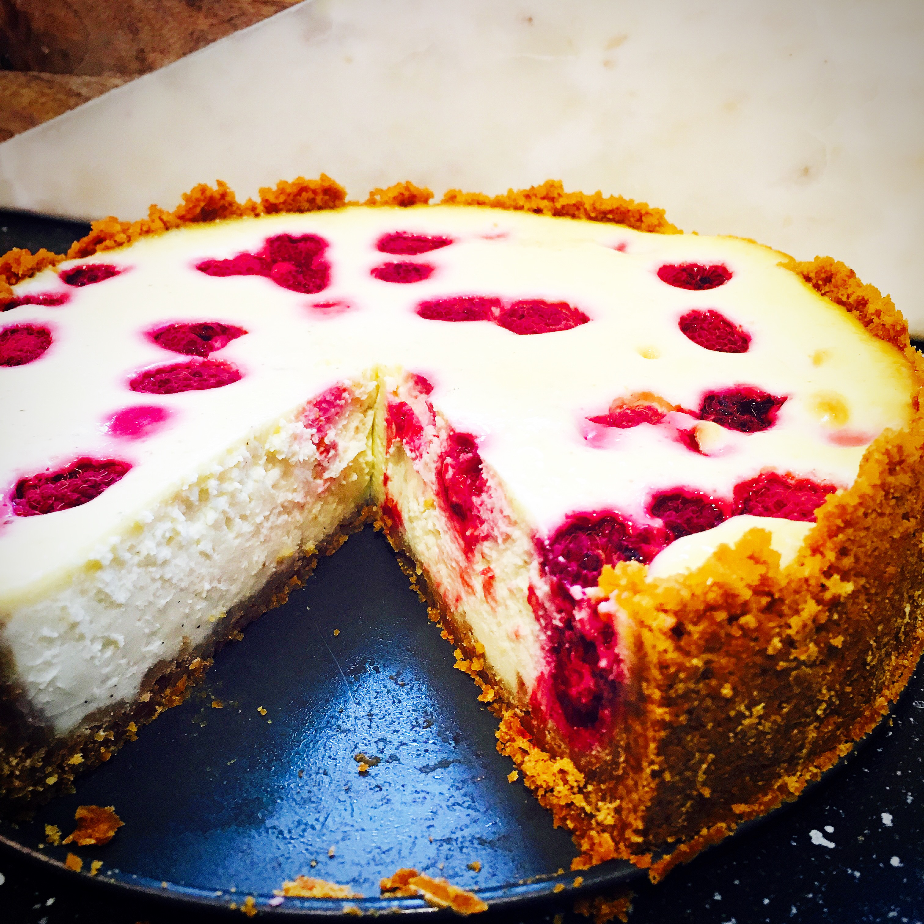 cheesecake hallon kesella