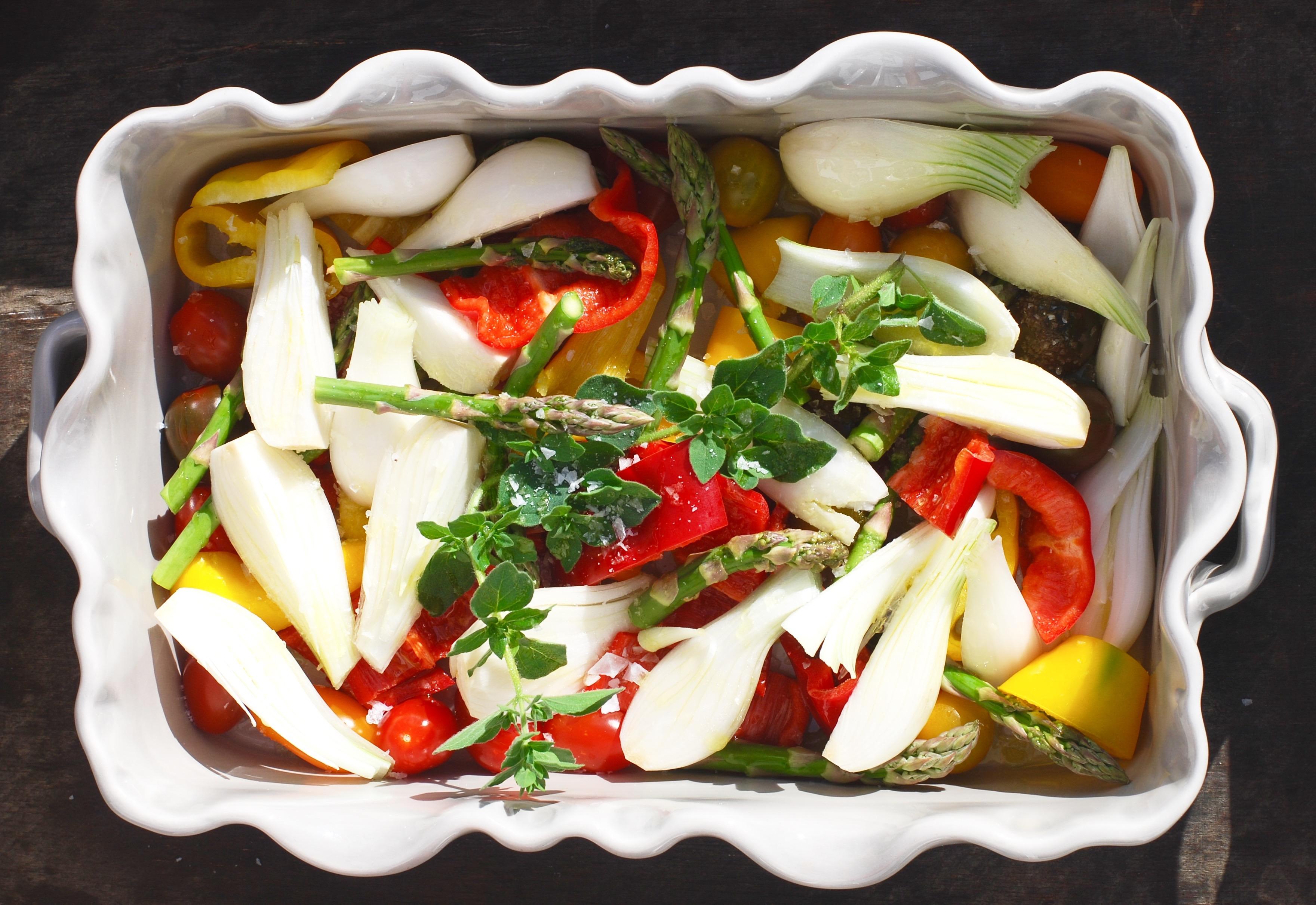 Grillade grönsaker – bästa tillbehöret till allt grillat i sommar!
